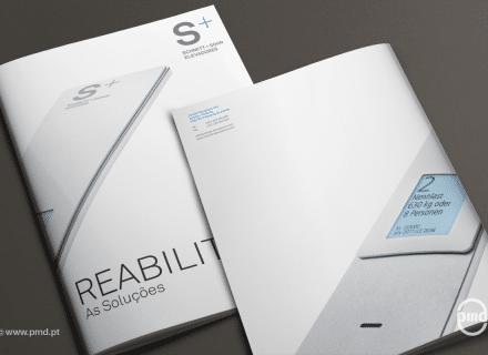 Brochura Schmitt Elevadores sobre a Reabilitação