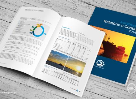 Relatório e Contas Porto de Luanda 2014