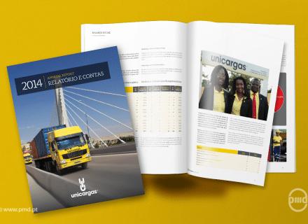 Relatório e Contas Unicargas 2014