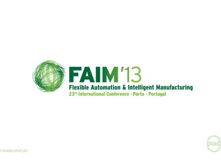 Logo FAIM